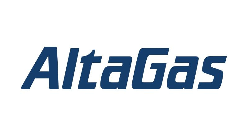 The logo for AltaGas Ltd.