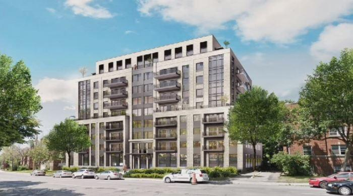 A contentious condo development which may be built in Hampstead.