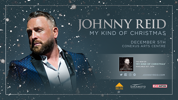 Pure Country 92.7 - Johnny Reid Christmas