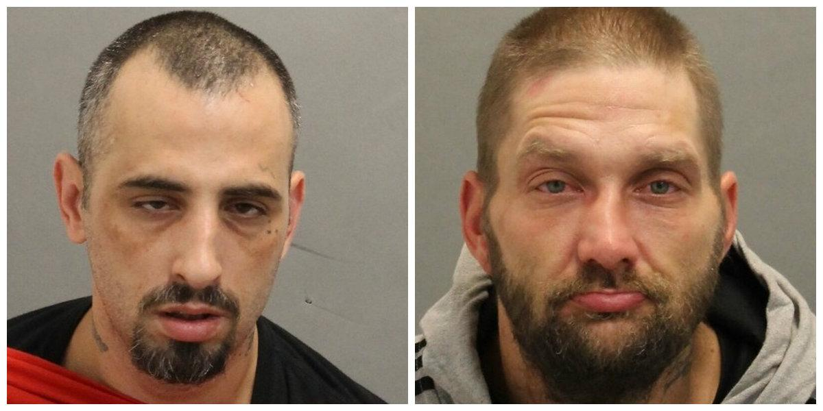 Two men wanted in a hit and run in Scarborough