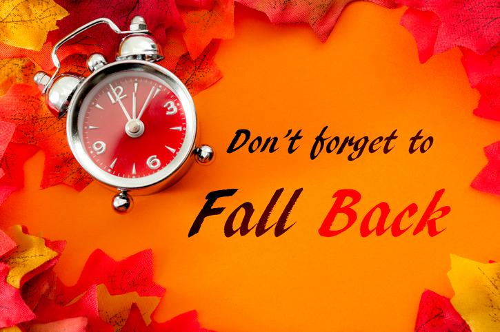 Image result for clocks back