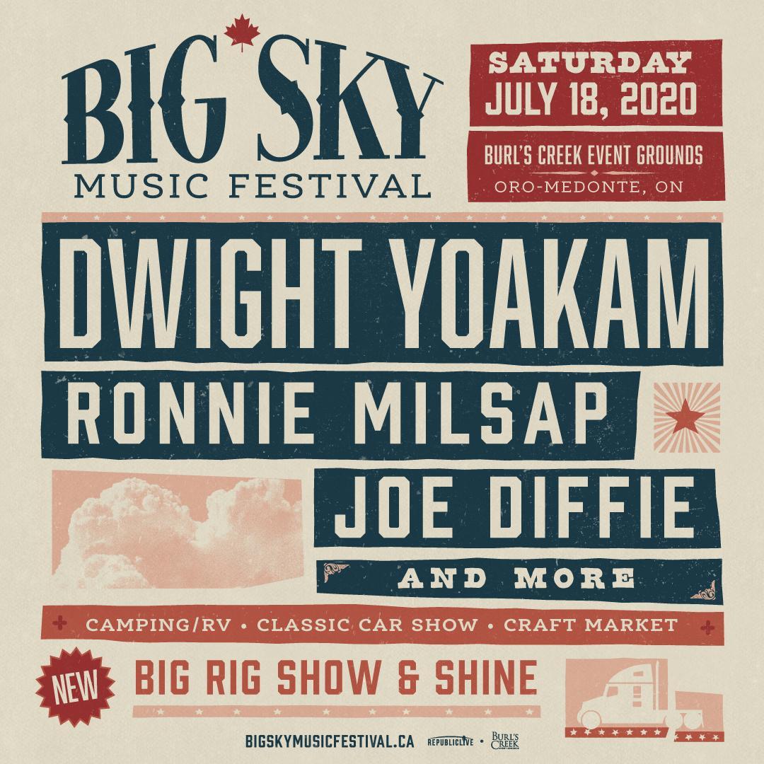 2020 Iheartradio Music Festival Lineup.Big Sky Music Festival 2020