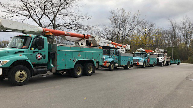 All but about 40 homes in Port Colborne and Fort Erie have power back following windstorm - Newstalk 610 CKTB (iHeartRadio)