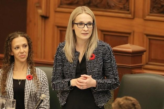 MPP Amy fee