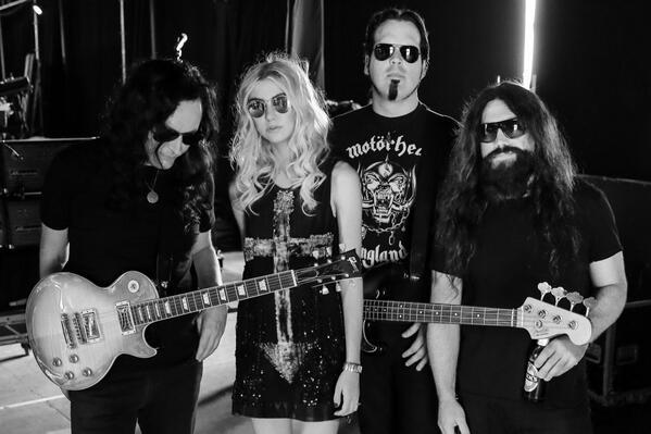 The Pretty Reckless band