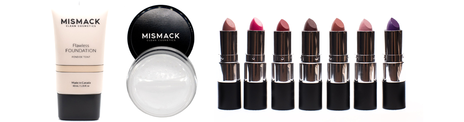 MisMacK Cosmetics Products