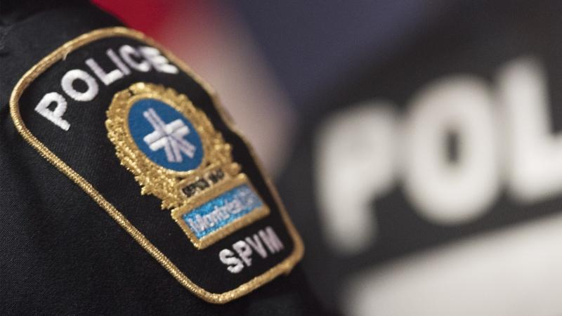 SPVM officers are investigating a non-fatal shooting in the early hours of Nov. 2, 2019. THE CANADIAN PRESS/Graham Hughes