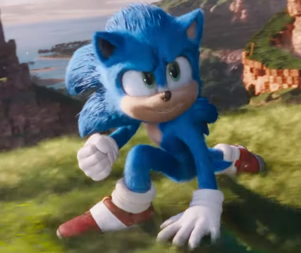New Sonic The Hedgehog Movie Trailer And Sonic Looks Different