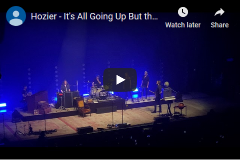 Hozier - It's All Going Up But the Wages (Live)