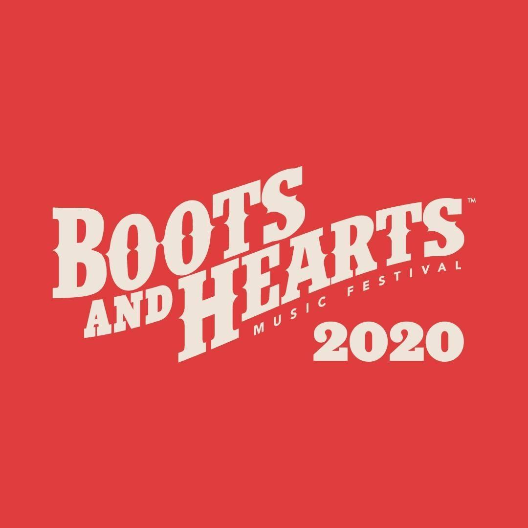 Boots and Hearts Music Festival 2020