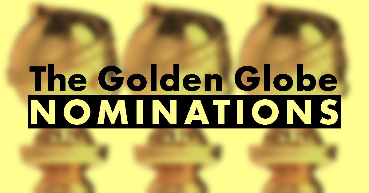 2020 golden globe nominations