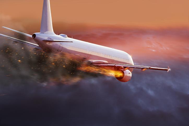 Image result for ecrasement d'avion iran