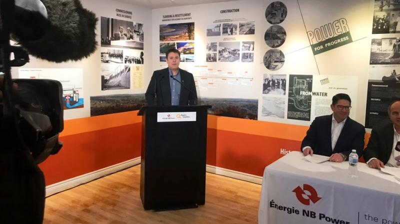 NB Power and Hydro-Quebec have signed three deals that will see Quebec sell more electricity into New Brunswick and provide help with the refurbishment of the Mactaquac hydroelectric generating station.