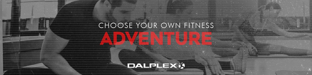 Virgin Halifax - Dalplex - choose your own adventure