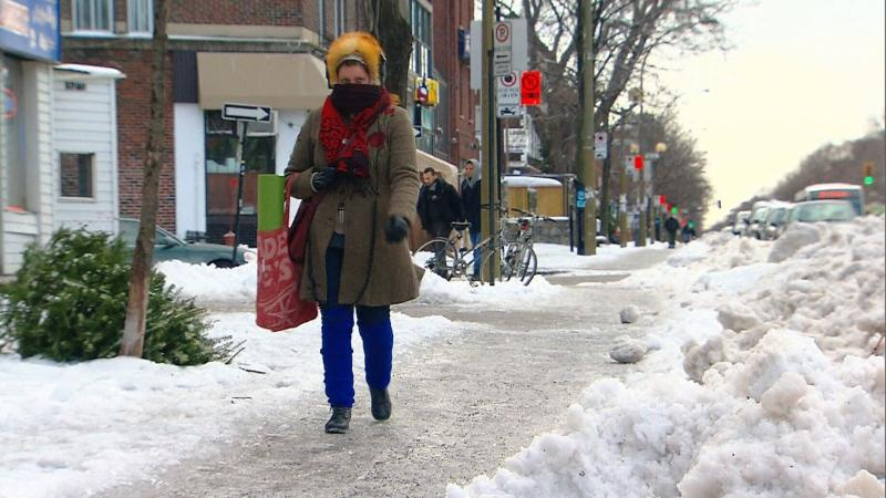 Environment Canada said it is expecting a milder and shorter winter, as the weather system is expected to push warm air across the country.