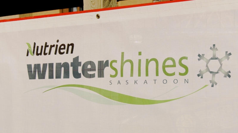 The Nutrien Wintershines festival wrapped up on February 2, 2020.