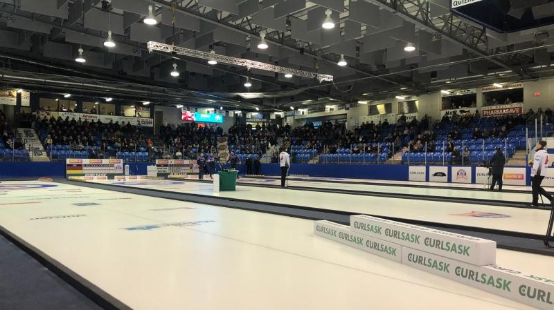Regina's Dunstone rink will represent Saskatchewan in the Tim Hortons Brier, after beating Kirk Muyres 4-2 in the SaskTel Tankard Final.