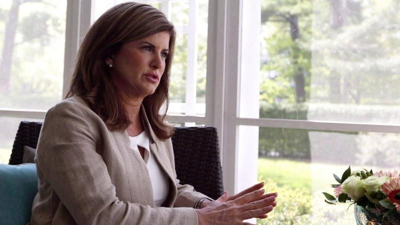 Rona Ambrose is shown during an interview with The Canadian Press in Ottawa, Thursday, May 18, 2017. (THE CANADIAN PRESS/Fred Chartrand)