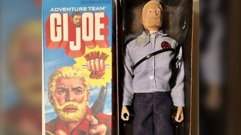Among the action figures taken were a replica GI Joe Adventure Team Missile and two characters from the movie Pulp Fiction. (Nanaimo RCMP)