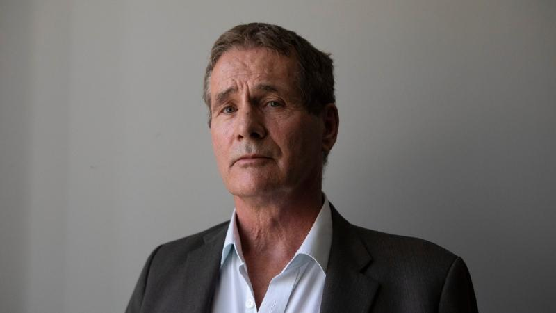 David Milgaard, who spent 23 years in prison after being wrongfully convicted of murder, is photographed after a press conference held by Innocence Canada in Toronto on Wednesday October 9, 2019. The advocacy group has announced that the country's major federal parties have committed to creating a special tribunal to investigate wrongful convictions. THE CANADIAN PRESS/Chris Young