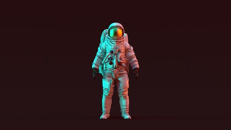 Astronaut-Paul Campbell