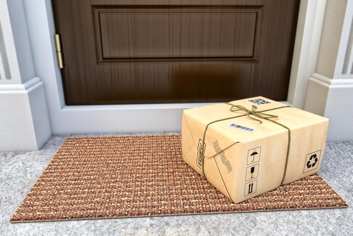 CKTB - NEWS - Package delivery