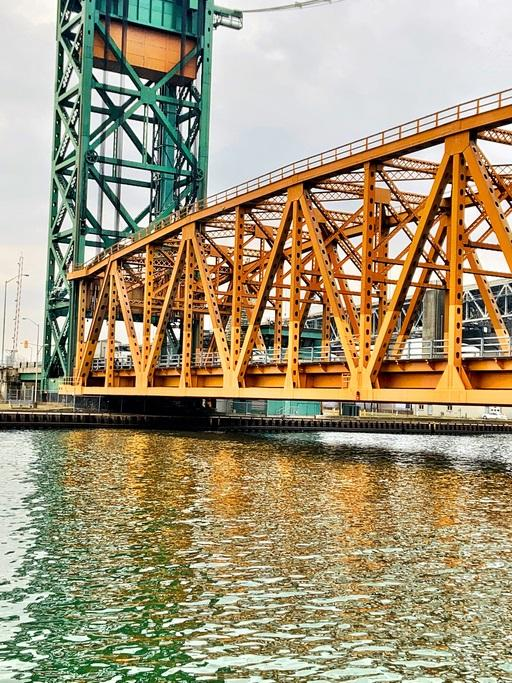 CKTB-News- Burlington Lift Bridge