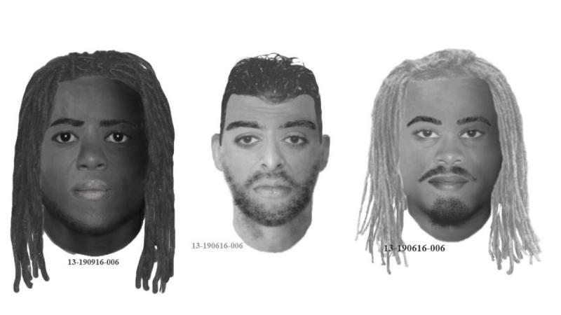 SPVM is looking for three suspects involved in a killing Sept. 16, 2020. SOURCE SPVM