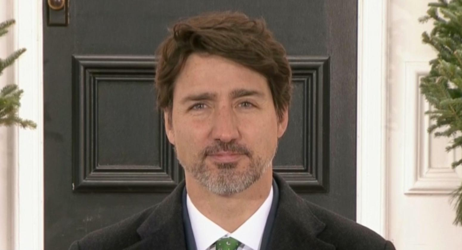 CKTB - NEWS - Justin Trudeau COVID March 31 2020