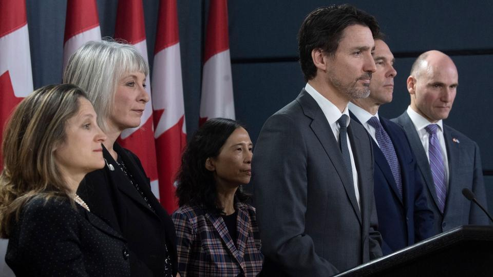trudeau and others