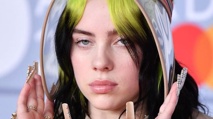 image for Billie Eilish Talks About Her Time In Self-Isolation