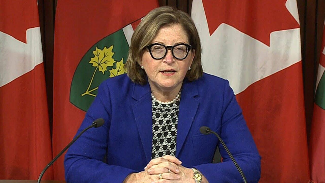 Ontario sees 'glimmer of hope' ahead of expected COVID-19 peak