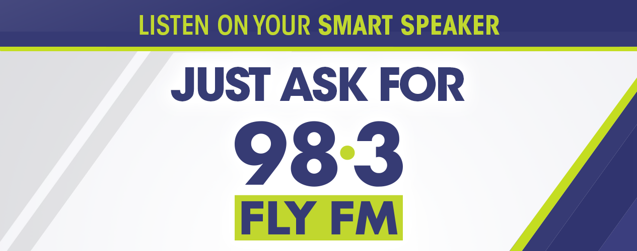 FLY FM - Listen on Your Smart Speaker