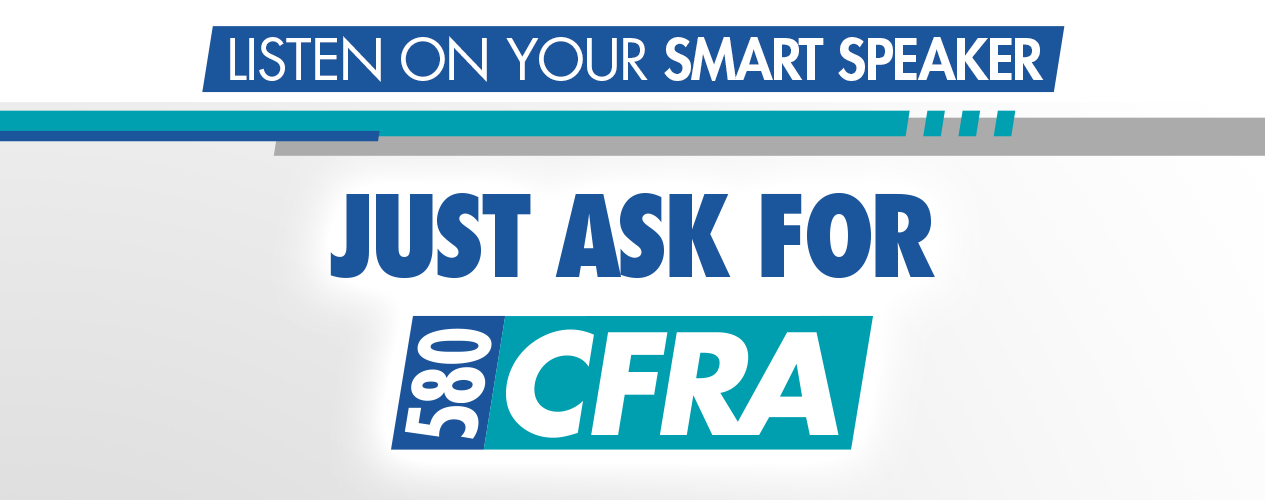 CFRA - Listen on Your Smart Speaker
