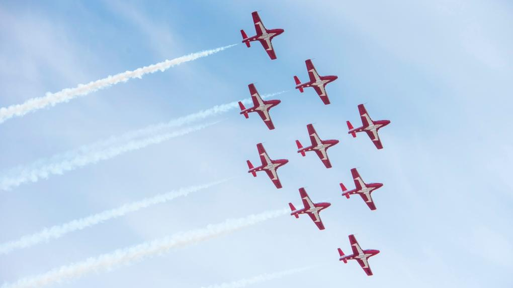 Snowbirds (CTV News)