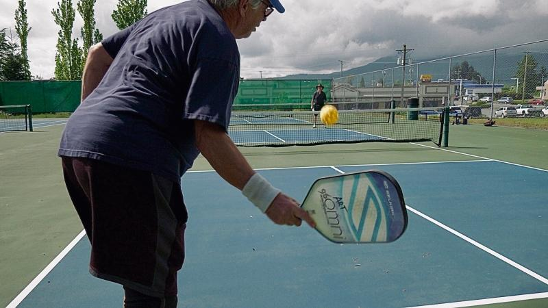 The City of Nanaimo is reopening some of its outdoor recreational facilities, including pickleball and tennis courts: May 14, 2020 (CTV News)