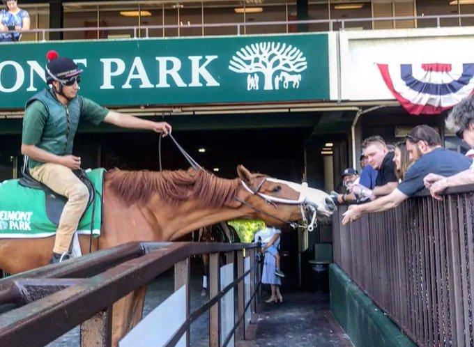 am800-sports-horse-racing-belmont-stakes-
