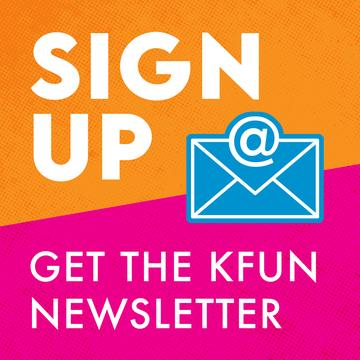 The best of 99.5 KFUN delivered straight to your inbox!