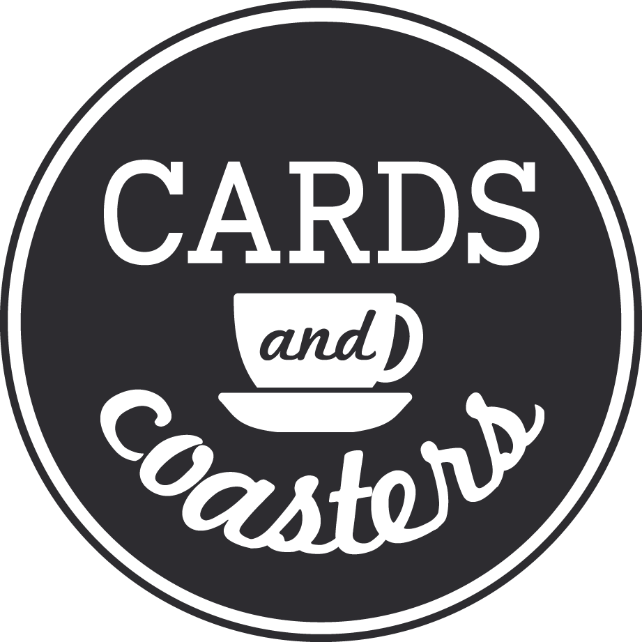 CICZ - Cards and Coasters Logo