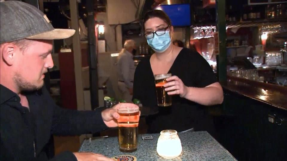 Bar during COVID-19 (CTV News)