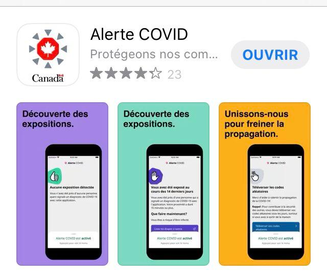 Application Covid L Opposition Croit Qu Il Faut Abandonner L Idee