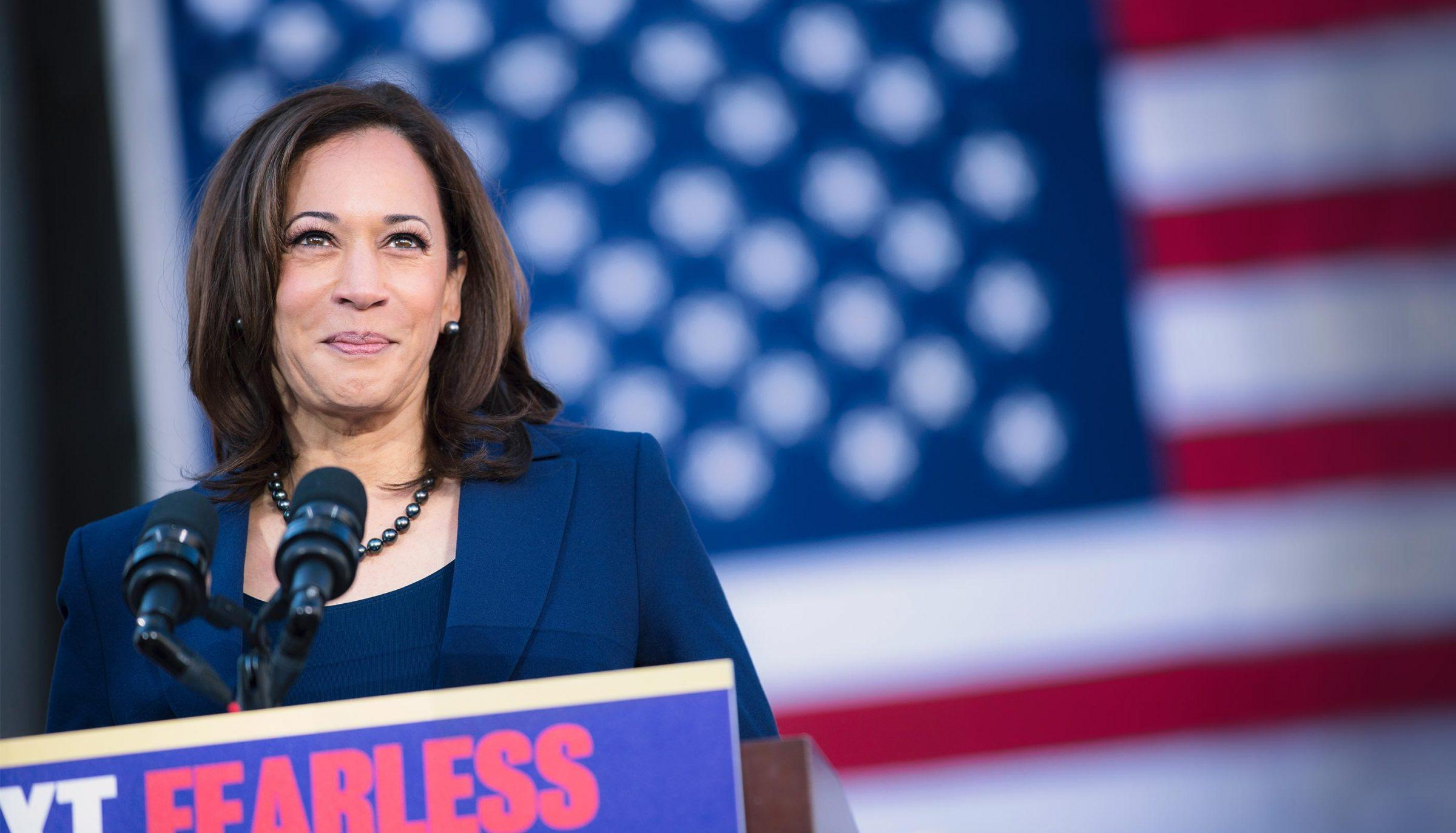Joe Biden Selects Sen Kamala Harris As Vp Running Mate