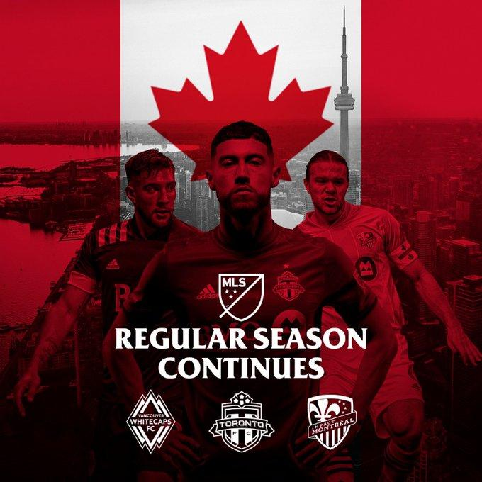 AM800-SPORTS-SOCCER-MLS-TORONTO FC-COVID 19