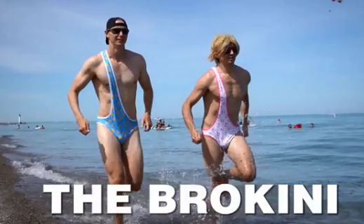 2020 Fashion Trend: The Brokini