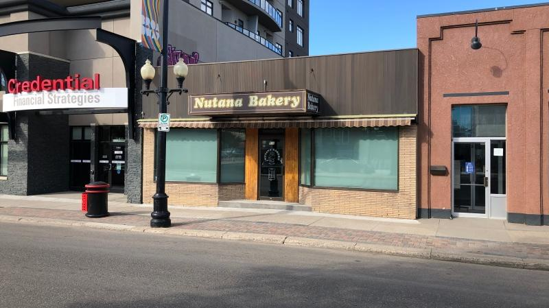 Nutan Bakery, one of the longest-running businesses in Saskatoon, is set to reopen, (Pat McKay/CTV News)