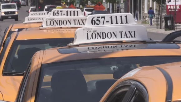 Taxi companies are seeking some financial help from the City of London.