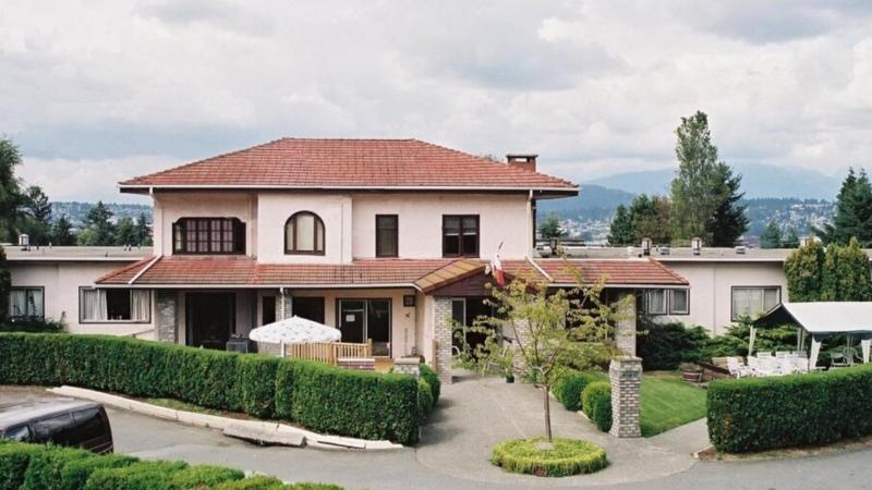 Cherington Place, a long-term care home in Surrey, B.C., is seen in this image from the Belvedere Seniors Living website.