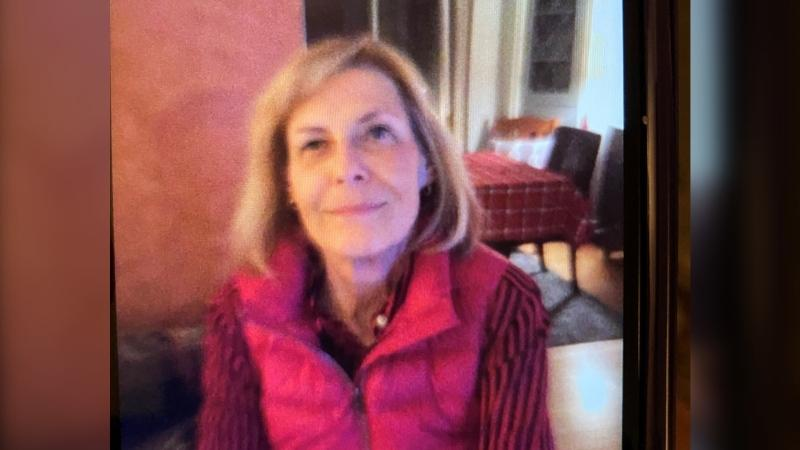 Vancouver police say Shirley Gamlin went missing on Sept. 3, 2020. (Vancouver police handout)