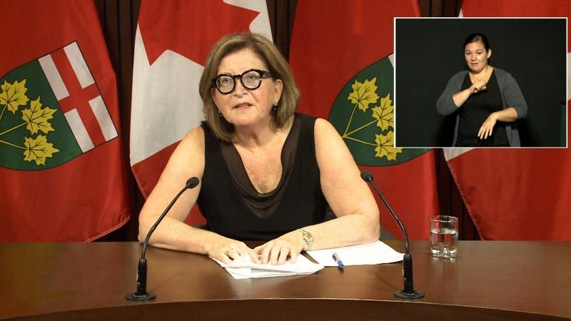 Is Ontario Entering The Second Wave Of Covid 19