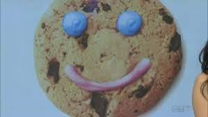 smile cookie